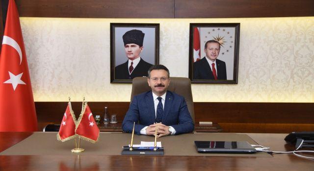 Aydın Valisi Aksoy Jandarma Teşkilatı'nın 182. Kuruluş Yıldönümünü Kutladı