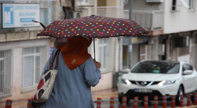 Aydın'a Yine Kuvvetli Yağış Uyarısı