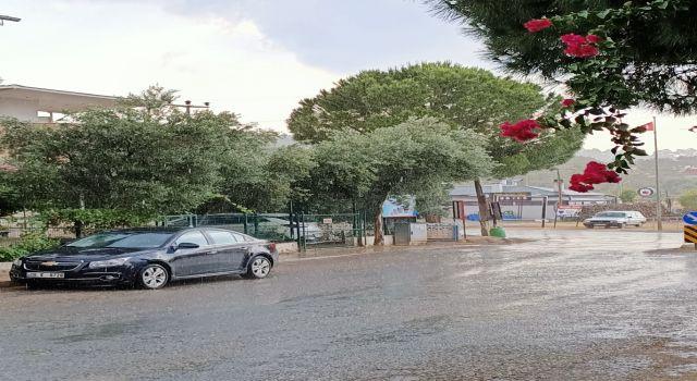 Haziran Ayında Didim'e Yağmur Sürprizi