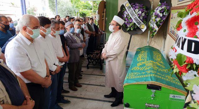 Kuru Patlıcan İhracatı İle Tanınan, Turgut Karaefe Hayatını Kaybetti