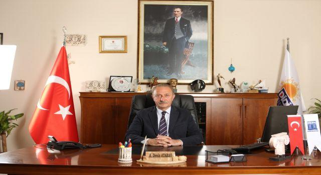 Başkan Atabay Hem Bayram Kutladı,Hem Uyarıda Bulundu