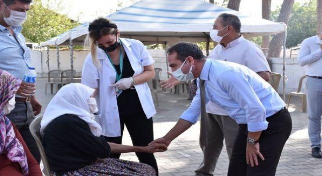 Aydın'da Aşı İkna Çalışmaları Tam Gaz