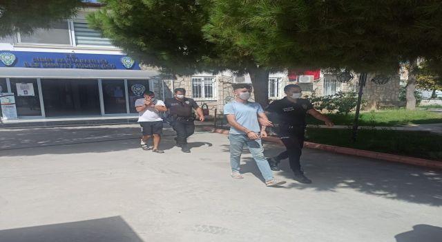 Didim'de Uyuşturucu Operasyonunda 5 Şüpheli Tutuklandı