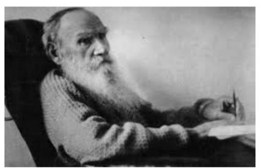 Tolstoy'un tavsiyeleri