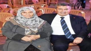 Başkan Erol'un Annesi Son Yolculuğuna Uğurlandı