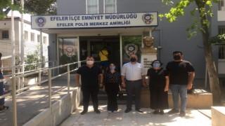 UCİM Derneği Çalışmalarını Polislerle Paylaştı