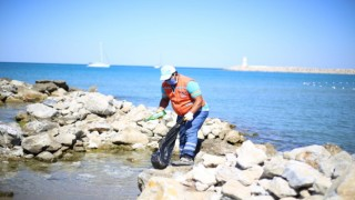Aydın Büyükşehir Belediyesi Bayramda Çalışmalarını Yoğunlaştırdı