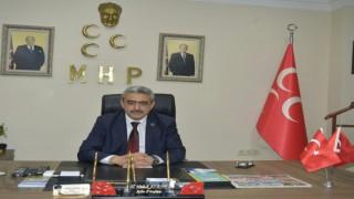 MHP'li Alıcık, Erzurum Kongresi'nin 102. Yıldönümü Nedeniyle Mesaj Yayımladı