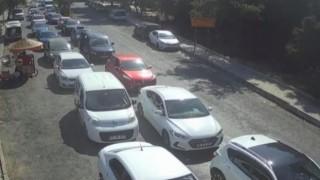 Milli Park Araç Girişine Kapatıldı