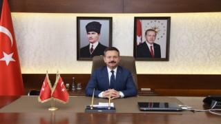 Vali Aksoy 24 Temmuz Basın Bayramı Mesajı Yayımladı