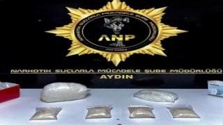 Bir Haftada 3 Kilo Uyuşturucu Ele Geçirildi