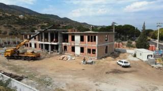 Koçarlı'da Yeni Jandarma Binası Yapılıyor