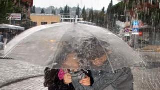 Aydın'da yağışlı hava devam edecek
